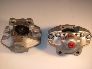 reman calipers, V6 & 4 cyl, F&R boxed