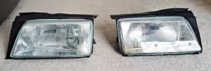 trim 164 headlights R_L