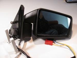 trim NEW OE Alfa power mirror