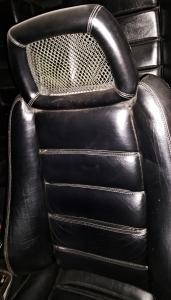 callaway drivers seat back