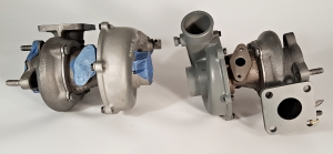 fresh IHI turbo for callaway TT both 2